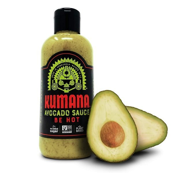 Avocado Hot Sauce Hot